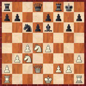 Beshukov-Tiviakov Saint Vincent 2000 Move 12
