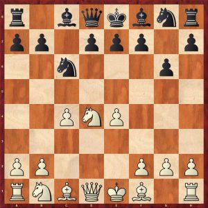 Beshukov-Tiviakov Saint Vincent 2000 Move 5
