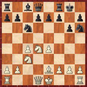 Beshukov-Tiviakov Saint Vincent 2000 Move 8