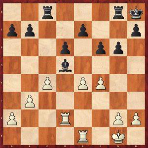 Botvinnik-Toran Palma de Mallorca 1967 Move 22