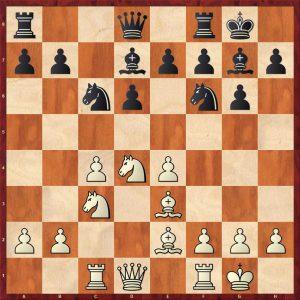 Ehrenfeucht-Neverov Warsaw 1992 Move 10