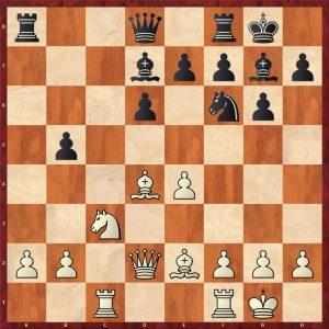 Ehrenfeucht-Neverov Warsaw 1992 Move 14