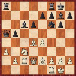 Ehrenfeucht-Neverov Warsaw 1992 Move 16