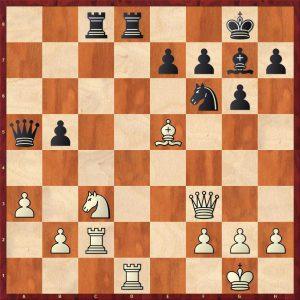 Ehrenfeucht-Neverov Warsaw 1992 Move 21