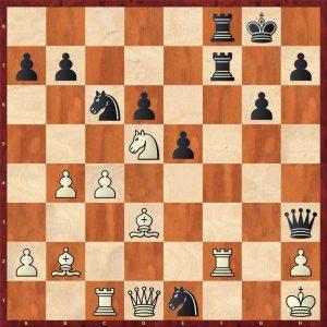 Furman-Spassky Moscow 1957 Finish