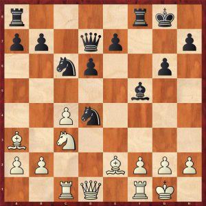 Furman-Spassky Moscow 1957 Move 15