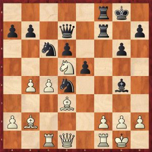 Furman-Spassky Moscow 1957 Move 20
