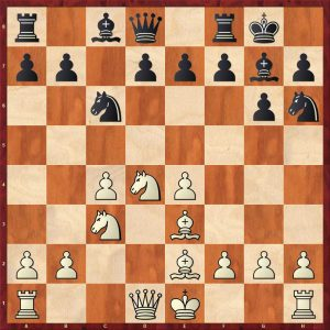Furman-Spassky Moscow 1957 Move 8