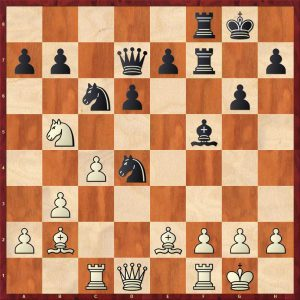 Furman-Spassky Moscow 1957 Variation Move 17