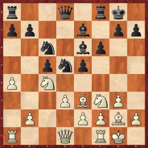 Lisitsin-Botvinnik Leningrad 1932 Move 11