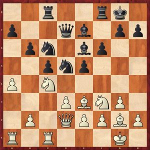Lisitsin-Botvinnik Leningrad 1932 Move 14