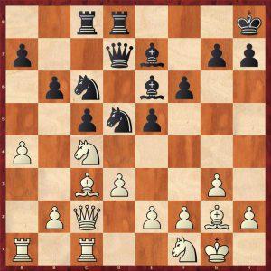 Lisitsin-Botvinnik Leningrad 1932 Move 20