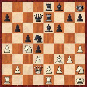 Lisitsin-Botvinnik Leningrad 1932 Move 29
