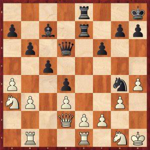Lisitsin-Botvinnik Leningrad 1932 Move 42