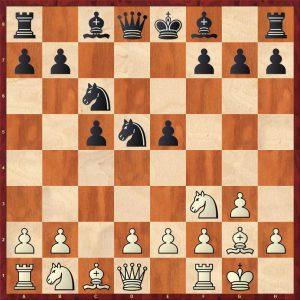 Lisitsin-Botvinnik Leningrad 1932 Move 7