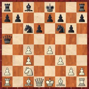 Polugaevsky-Averbakh Leningrad 1960 Move 10