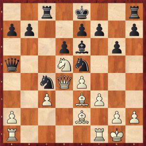 Polugaevsky-Averbakh Leningrad 1960 Move 17