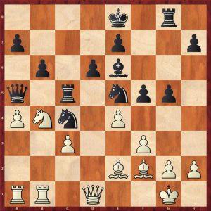 Polugaevsky-Averbakh Leningrad 1960 Move 22