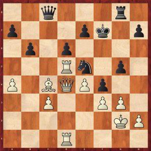 Polugaevsky-Averbakh Leningrad 1960 Move 31