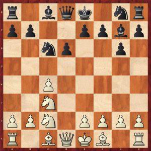 Polugaevsky-Averbakh Leningrad 1960 Move 7