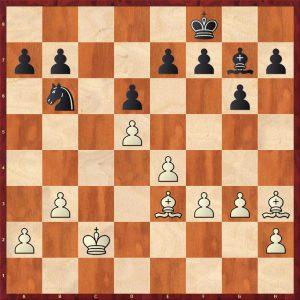 Polugaevsky-Ostojics Move 21