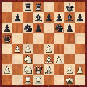 Short-Felgaer Buenos Aires 2001 Variation Move 15