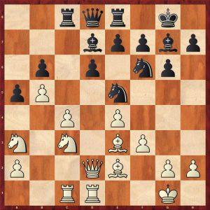 Short-Felgaer Buenos Aires 2001 Variation Move 17