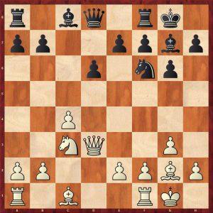 Smyslov-Timman Moscow 1981 Move 10
