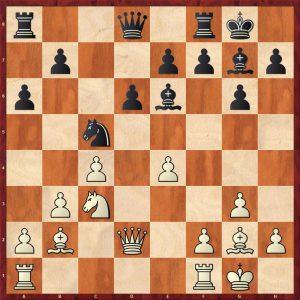 Smyslov-Timman Moscow 1981 Move 15