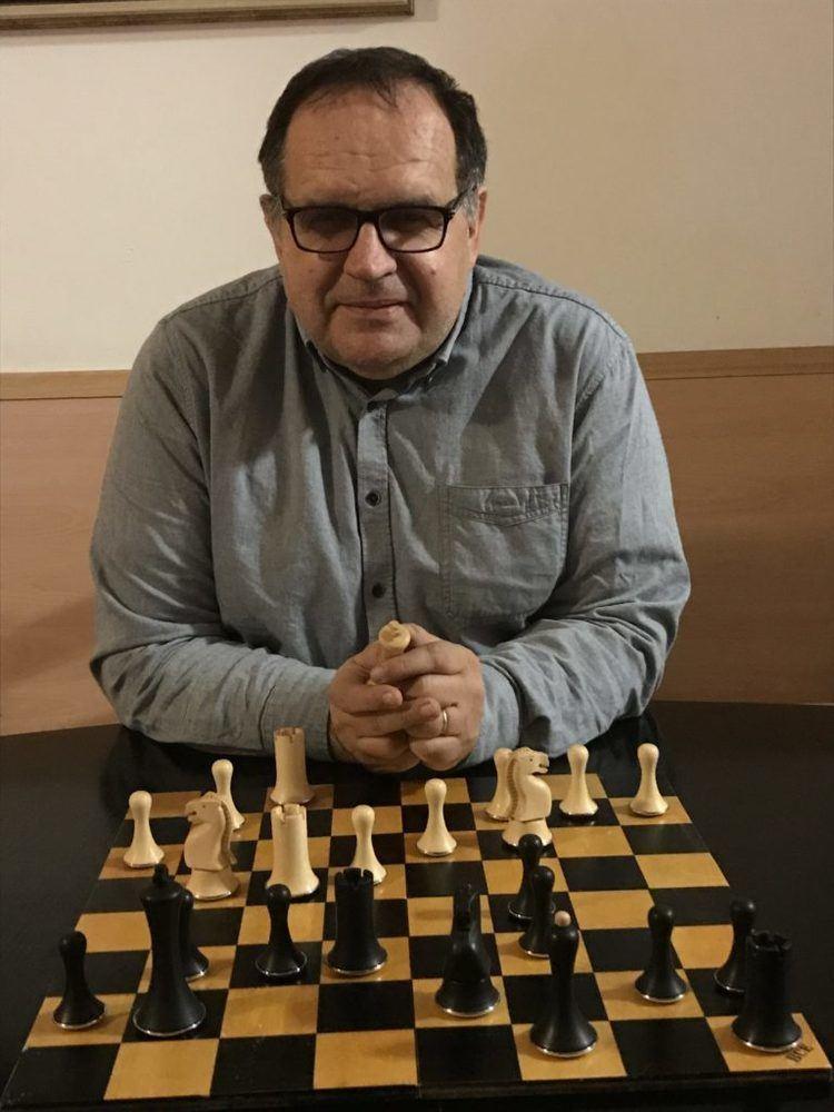 FIDE Senior Trainer Georg Mohr