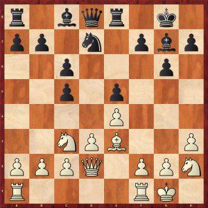 Adams-Kramnik Dortmund 2000 Move 11