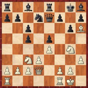 Adams-Kramnik Dortmund 2000 Move 13