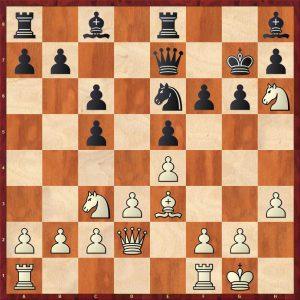 Adams-Kramnik Dortmund 2000 Move 17