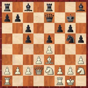Adams-Kramnik Dortmund 2000 Move 19