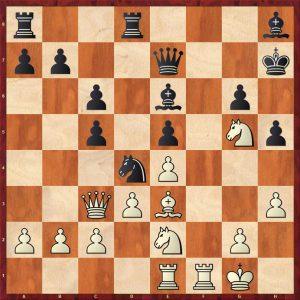 Adams-Kramnik Dortmund 2000 Move 25