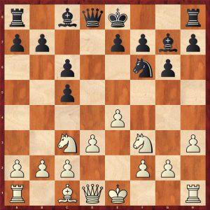 Adams-Kramnik Dortmund 2000 Move 7
