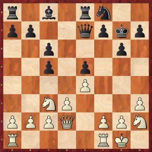 Adams-Kramnik Dortmund 2000 Variation 2 Move 14