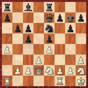 Adams-Kramnik Dortmund 2000 Variation 2 Move 16