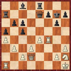 Adams-Kramnik Dortmund 2000 Variation 2 Move 20