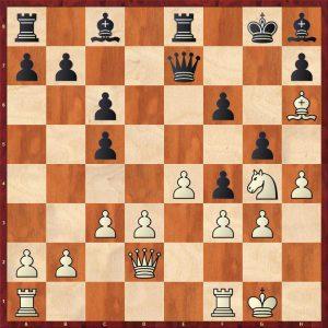 Adams-Kramnik Dortmund 2000 Variation 3 Move 19