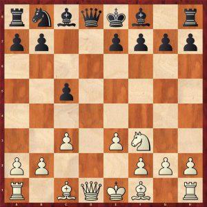 Anti-Gruenfeld Move 6 Black to move