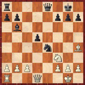 Bitman -Zlotnik Moscow 1979 Move 14 White to move