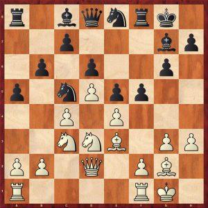 Botvinnik-Boleslavsky Move 15 White to play