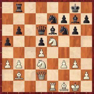 Botvinnik-Petrosian Moscow 1964 Move 30 White To Move