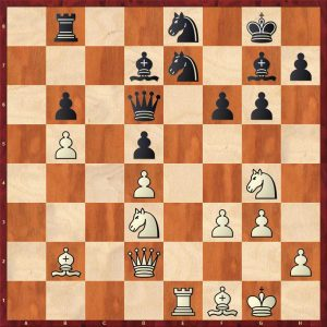 Botvinnik-Petrosian-Moscow-1964-Move-34-White-To-Move.jpg 26 July 2021 118 KB 852 by 852 pixels Edit Image Delete permanently Alt Text Describe the purpose of the image(opens in a new tab). Leave empty if the image is purely decorative.Title Botvinnik-Petrosian Moscow 1964 Move 34 White To Move Caption Description File URL: http://britishchessnews.com/wp-content/uploads/2021/07/Botvinnik-Petrosian-Moscow-1964-Move-34-White-To-Move.jpg Copy URL to clipboard ATTACHMENT DISPLAY SETTINGS Alignment None Link To None Size Medium – 300 × 300 Selected media actions 1 item selected Clear Insert into post