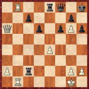 Miguel Illescas Cordoba-Nigel Short Linares 1995 Move 37