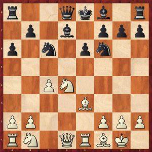 Carlsen-Gelfand London 2013 Move 11