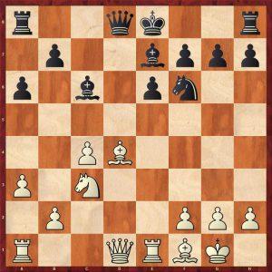 Carlsen-Gelfand London 2013 Move 14