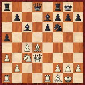 Carlsen-Gelfand London 2013 Move 16