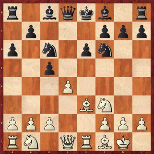 Carlsen-Gelfand London 2013 Move 9